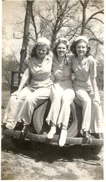 Anna,Mildred, and Louise Greathouse