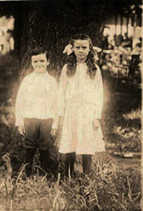 Lester Lee and Sylvia Ora Greathouse