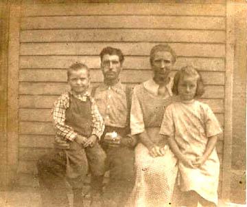 James Hosea Greathouse Family